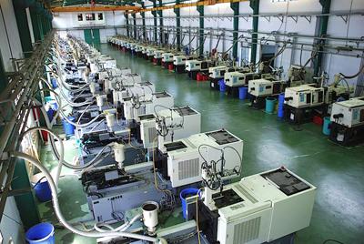 Nhà máy sản xuất bao bì Hàn Quốc