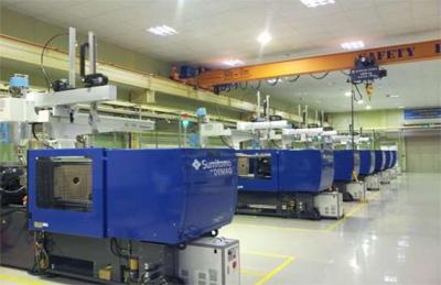 Nhà máy thiết bị điện tử Nhật Bản