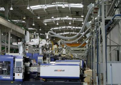 Nhà máy phụ liệu may Hàn Quốc