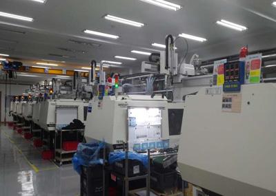 Nhà máy tấm quang học Hàn Quốc