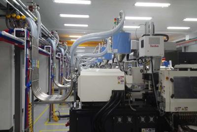 Nhà máy linh kiện máy tính Nhật Bản