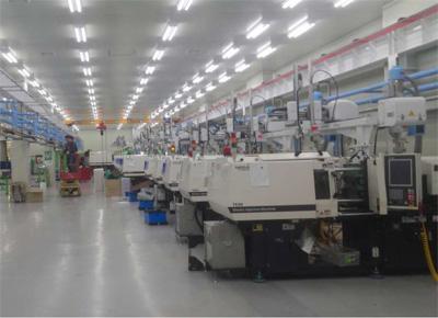 Nhà máy linh kiện điện tử Hàn Quốc