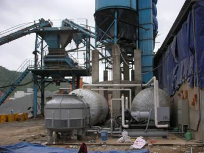 Nhà máy bê tông thương phẩm miền trung