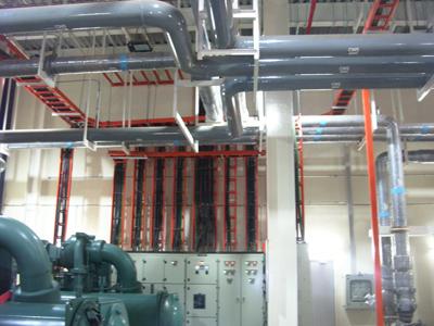 Hệ thống điện máy làm lạnh nước