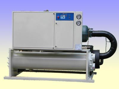 Máy làm lạnh nước - kiểu trục vít Bitzer