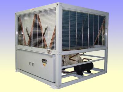 Máy làm lạnh nước - Daikin trục vít gió giải nhiệt