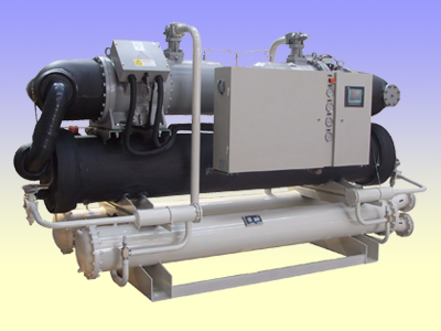 fusheng chiller unit - water cooled type