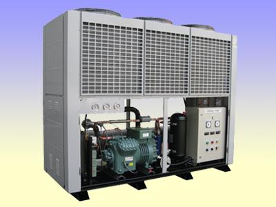 Máy làm lạnh nước - refcomp giải nhiệt bằng gió