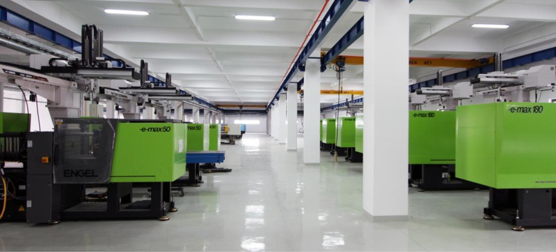 Nhà máy bao bì điện tử Hàn Quốc