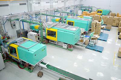Nhà máy bao bì dược Thái Lan