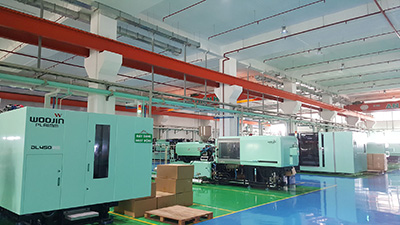 Nhà máy phụ kiện y tế Hàn Quốc