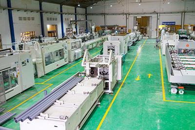 Nhà máy sản xuất ống nhựa Thái Lan
