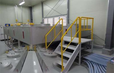 Nhà máy sản xuất sơn Hàn Quốc