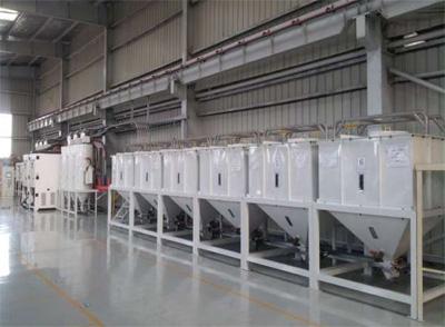 Nhà máy hóa keo Hàn Quốc